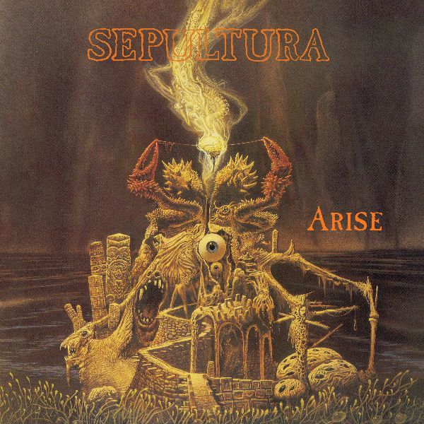 Sepultura Arise LP