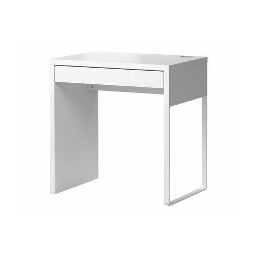 IKEA MICKE biurko 73x50x75 cm z szufladą BIAŁY