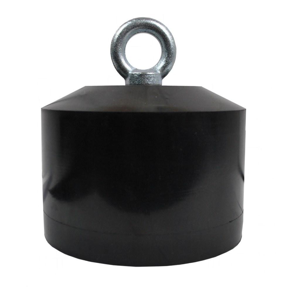 Anchor 9 kg gumy záťaže drift kotvy gumy