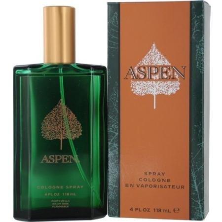 Item Men's fragrances COTY ASPEN COLOGNE SPRAY 118 ml