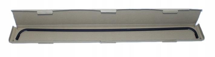 новая прокладка верхняя стекла передней bmw 7 e-38