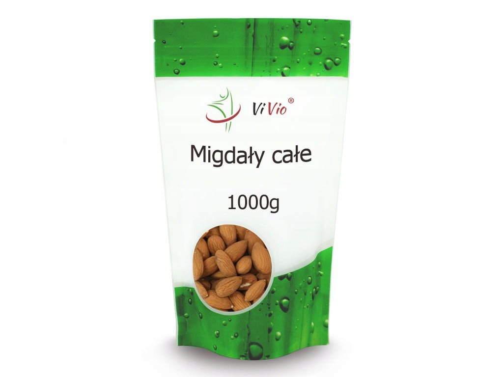 Item ALMONDS WHOLE 1KG 1000G - NATURAL SPANISH