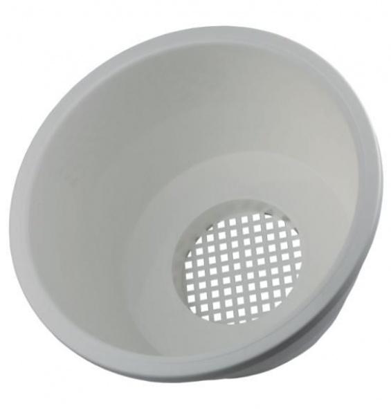 Výkonná odolná Popoluška pre mliečny filter 115mm