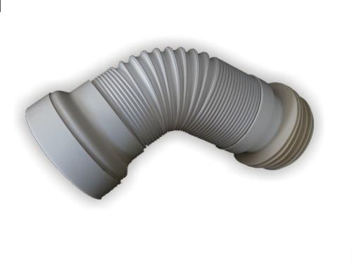 Flexibilné pripojenie potrubia Elastic WC 280-550B / W