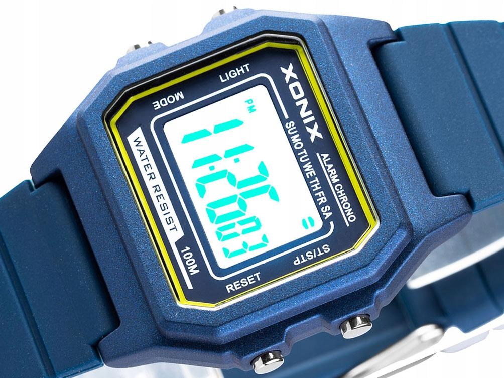 Náramkové hodinky Pre Chlapca Dievčatá XONIX WR100m RETRO
