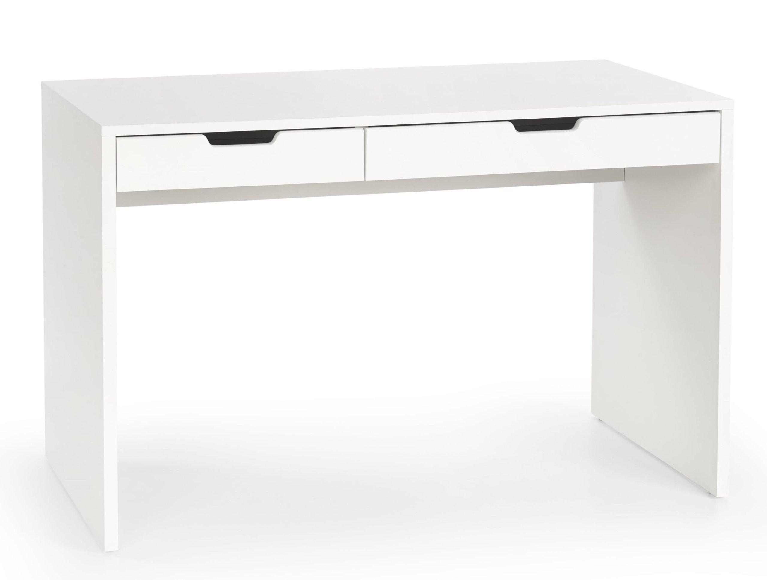 Stôl, biela ESKIMO 120x60 tabuľky laboratórne tabuľky