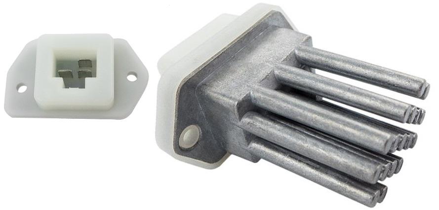 резистор резистор воздуходувки nissan primera p12 новый
