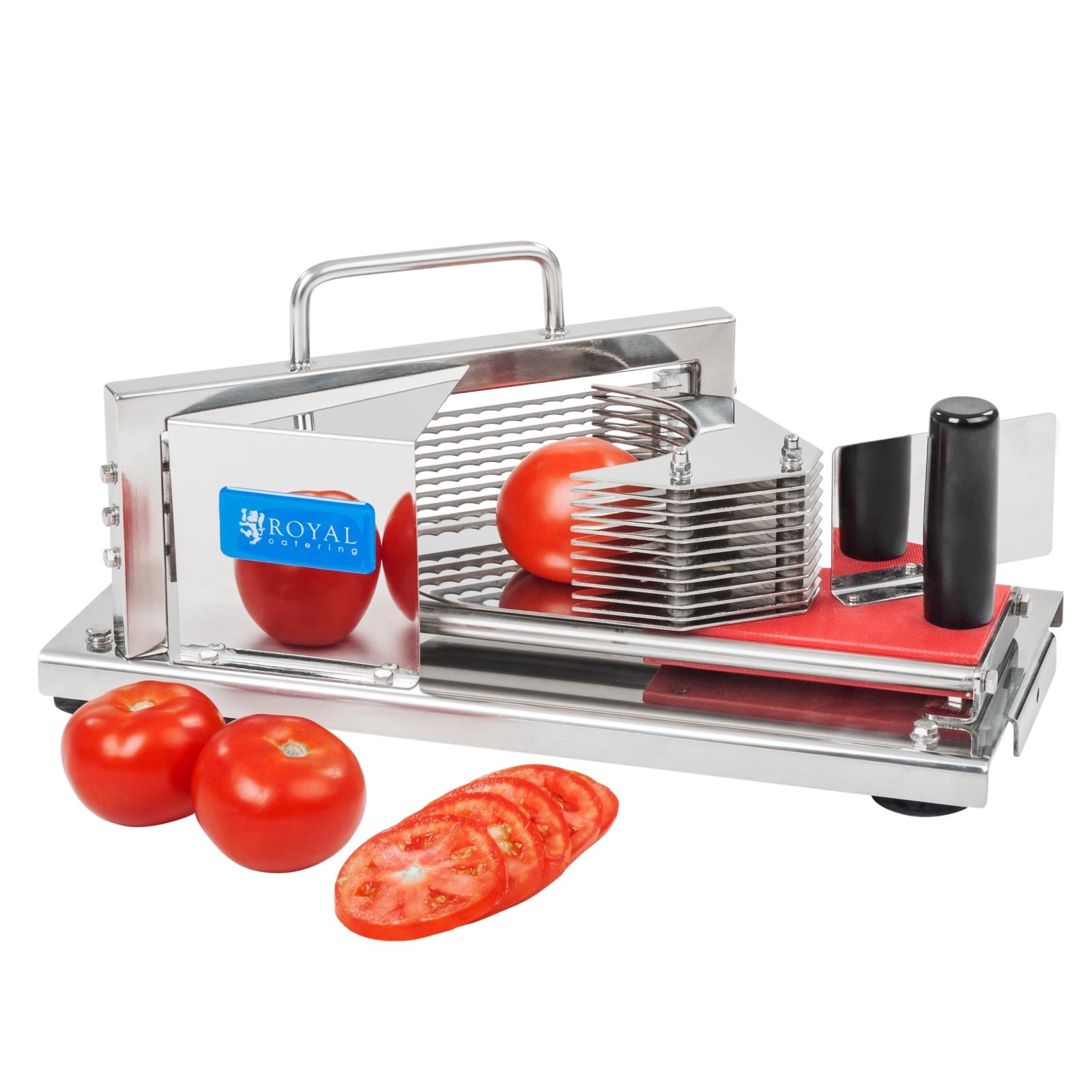 Krájač pre paradajky pre gastronómiu v inox