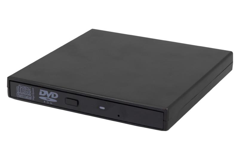 NAPĘD CD-R/DVD-ROM/RW NAGRYWARKA USB Zewnętrzny ** Typ napędu zewnętrzny