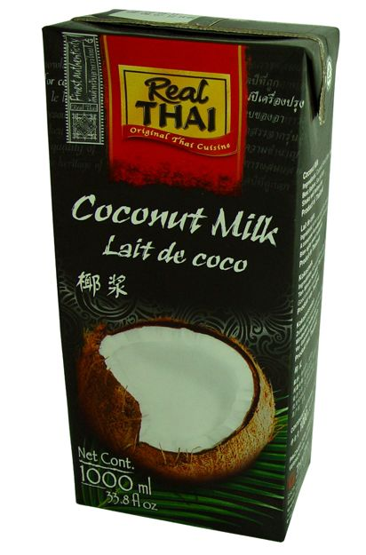 Item [COP] 12x 1L coconut Milk Real Thai