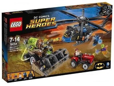 Lego 76054 Super Heroes Scarecrow