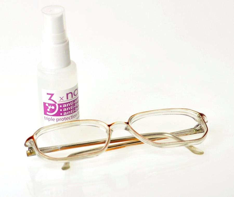 Antipar pre okuliarske okuliare Goggles Asg Nano + Free