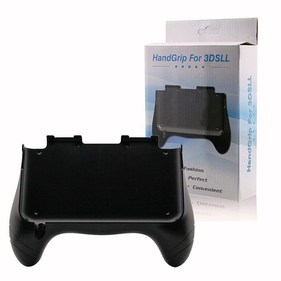 RundGrip, pohodlná rukoväť a stojan pre 3DS XL