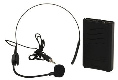 Mikrofón IBIZA PORTHEAD12-2 Prezentácie