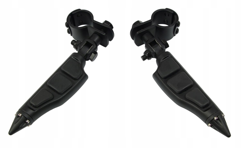 подножки прогулочные коляски МОТОЦИКЛА НА световая панель черный
