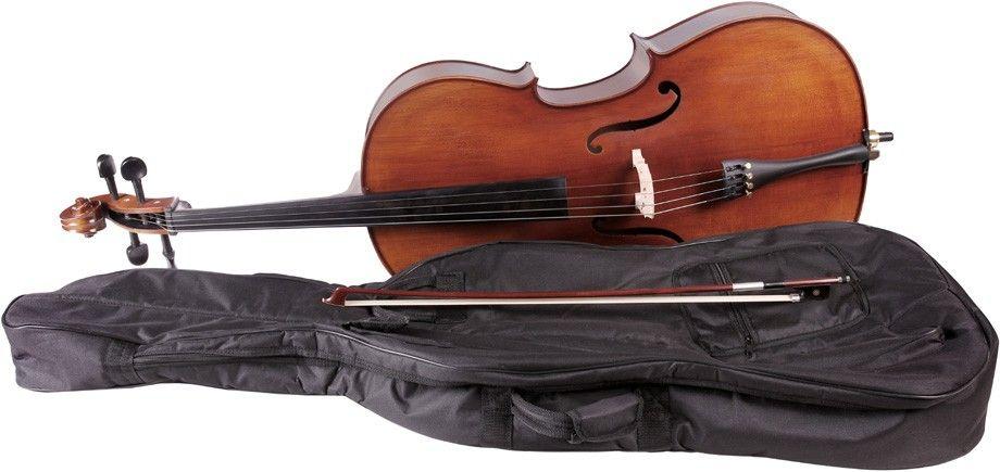 Cello 3/4 M-Tunes No.160 Drevené spájkovanie