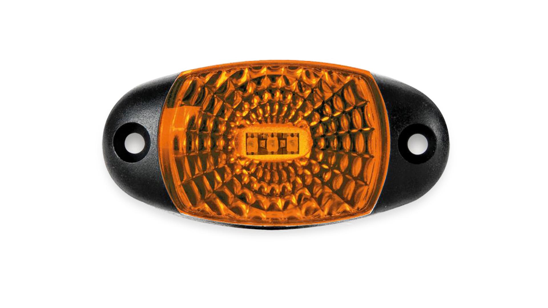 лампа контрольная габаритный диодов led 1224v
