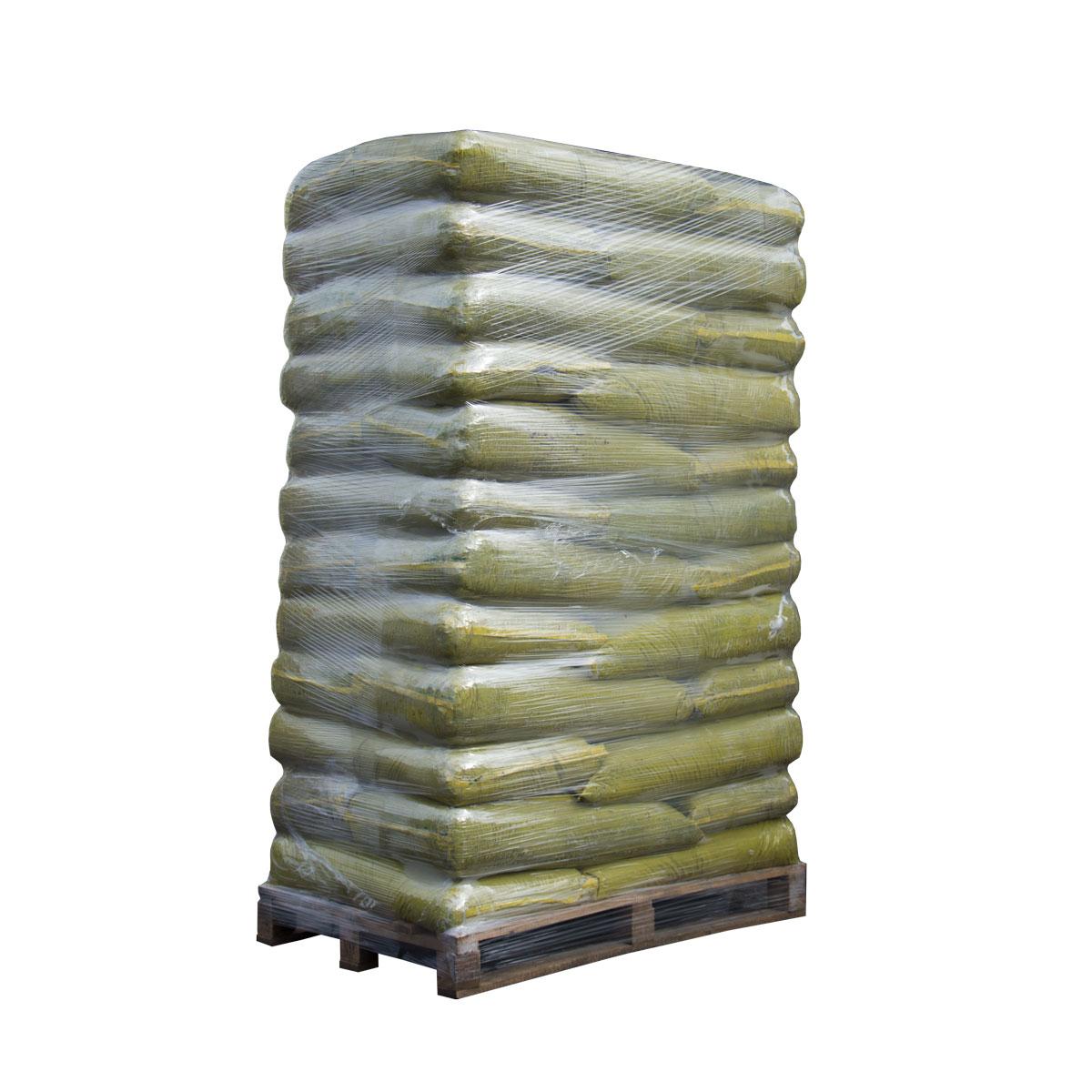 Tuk borovica kôra triedená paleta 36 x 80l