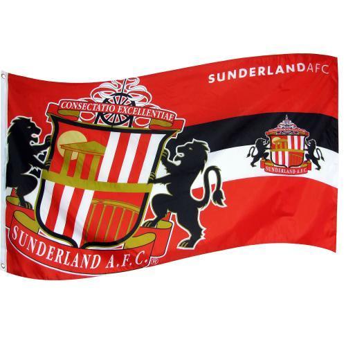 Sunderland Klubová vlajka 152 cm x 91 cm