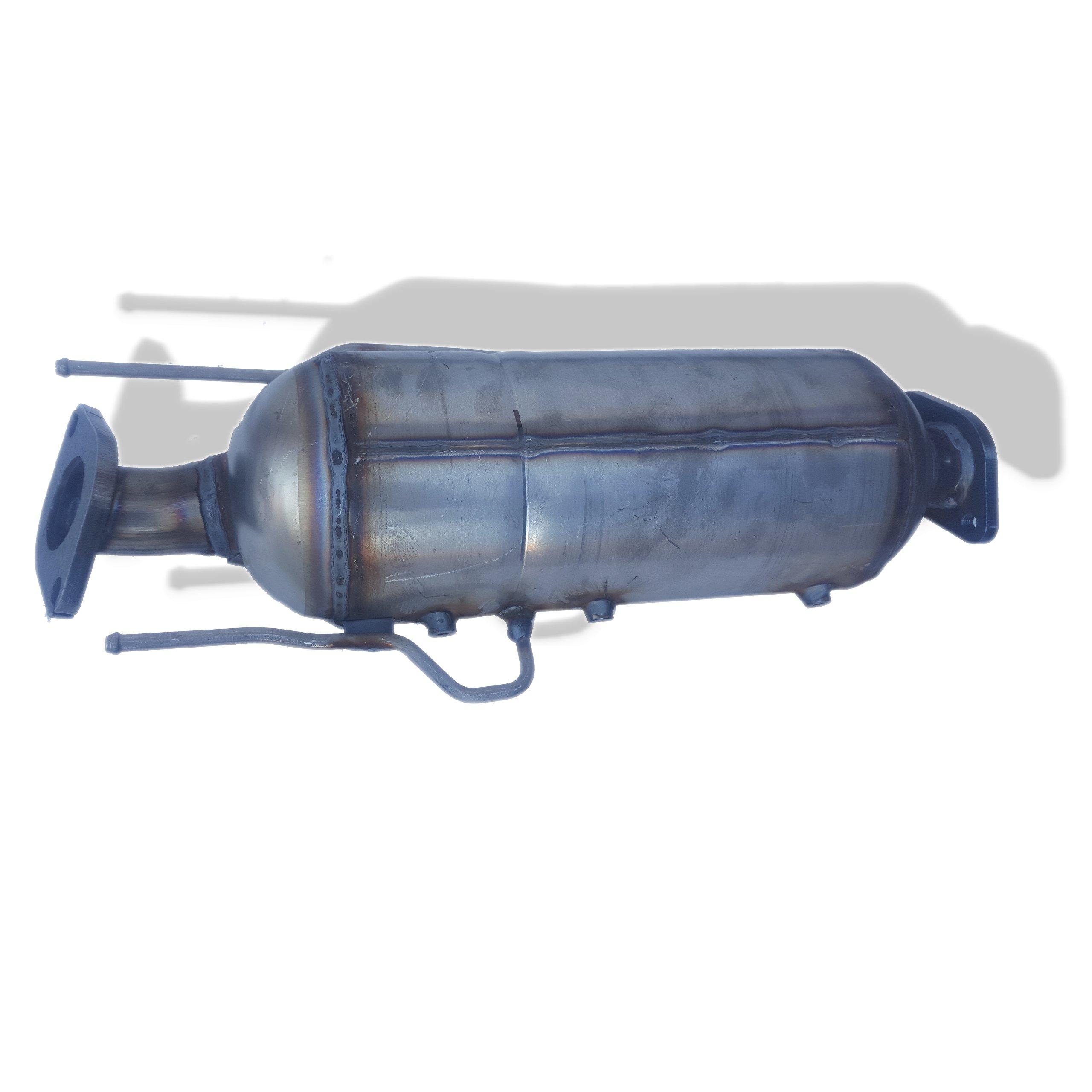 фильтр dpf fap hyundai i30 1 6crdi d4fb 2008-