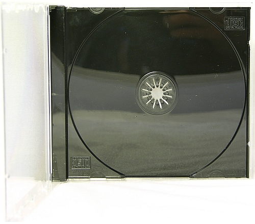 Item Box for 1 x CD-Box Jewel Case 50-PCs -promotion