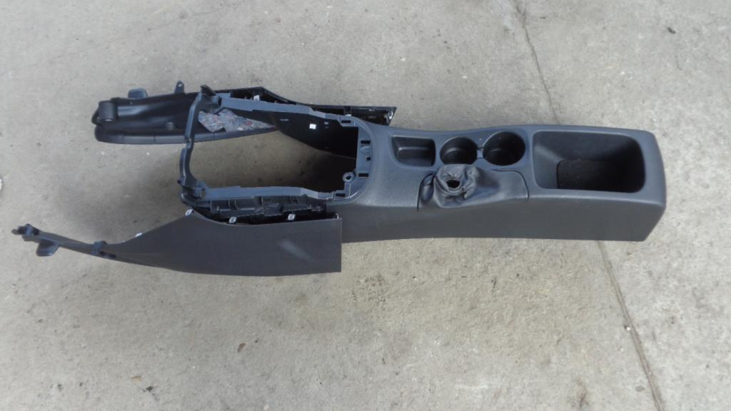 Picture of TUNNEL FRONT PANEL CENTER CITROEN C4 B7 2010-2016