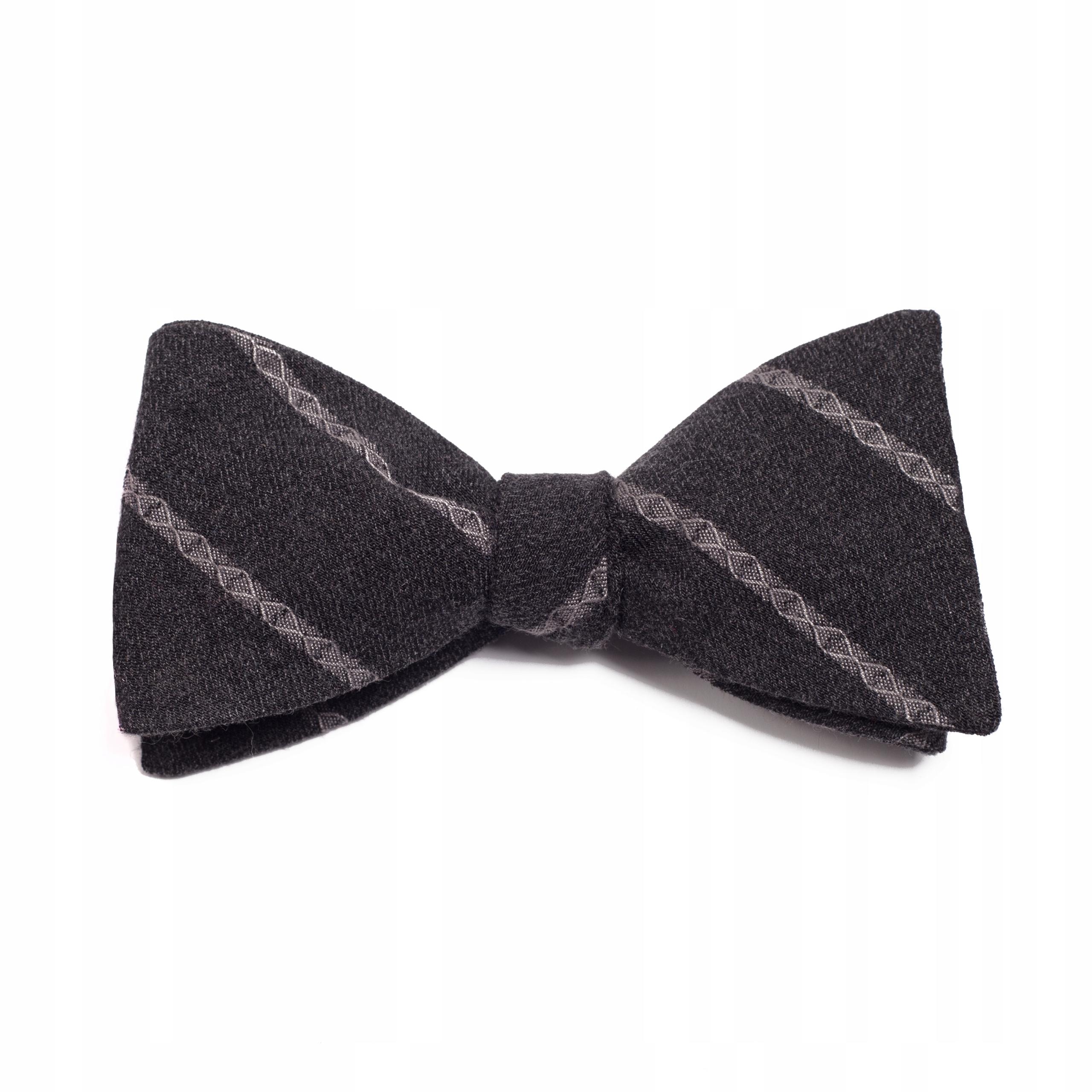 Retro kravatu mužov pruhované - Dilaretti.com