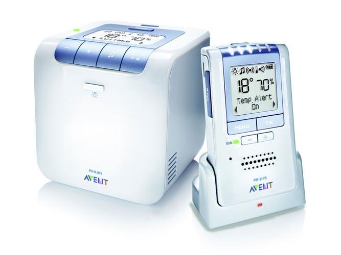 Philips - Elektronický avent DECT SCD530