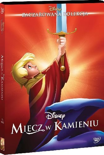 Item The sword IN the STONE Tale DISNEY EN DVD + Extras