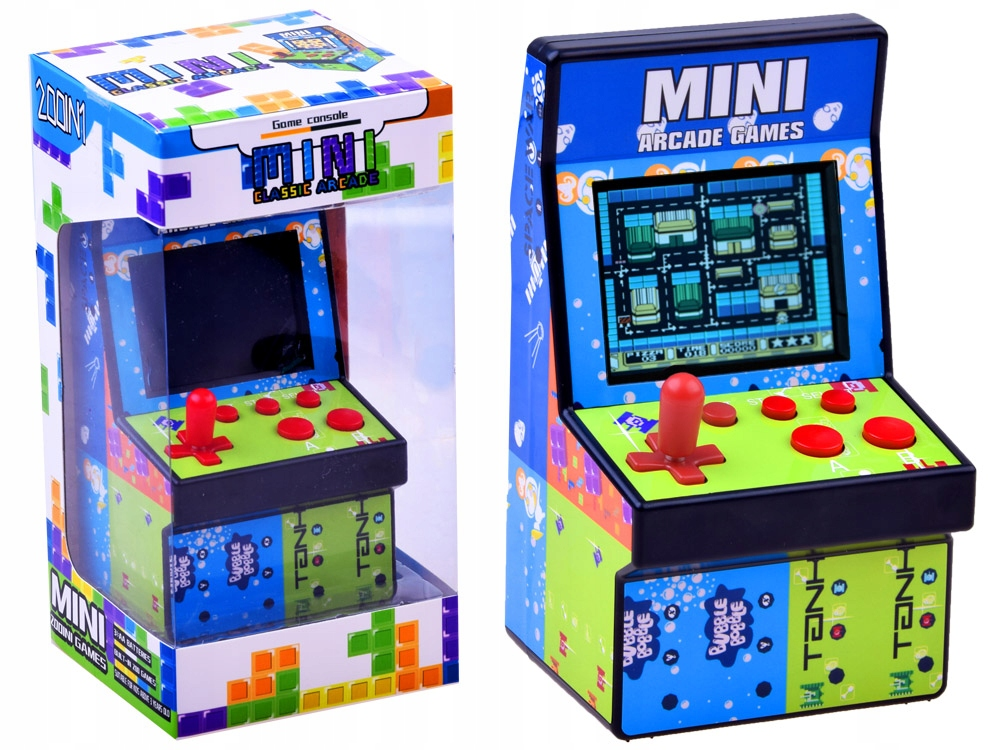Automat ARCADE Retro automat Hra konzola GR0340