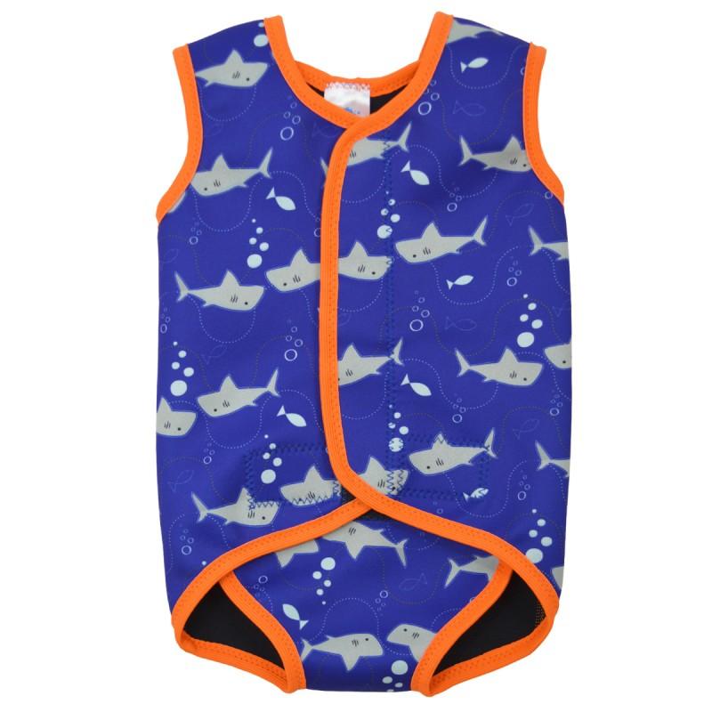 Neoprenowa pena pre Baby Wrap - žralok L