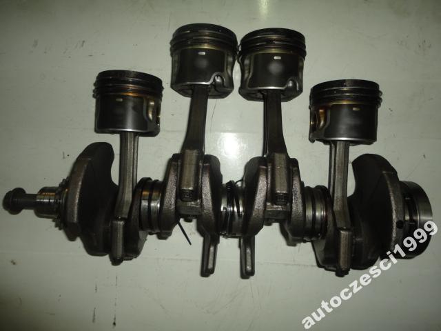 ШАТУН 038J AUDI VW AWX AVF ASZ, ARL BRR BRS 1.9