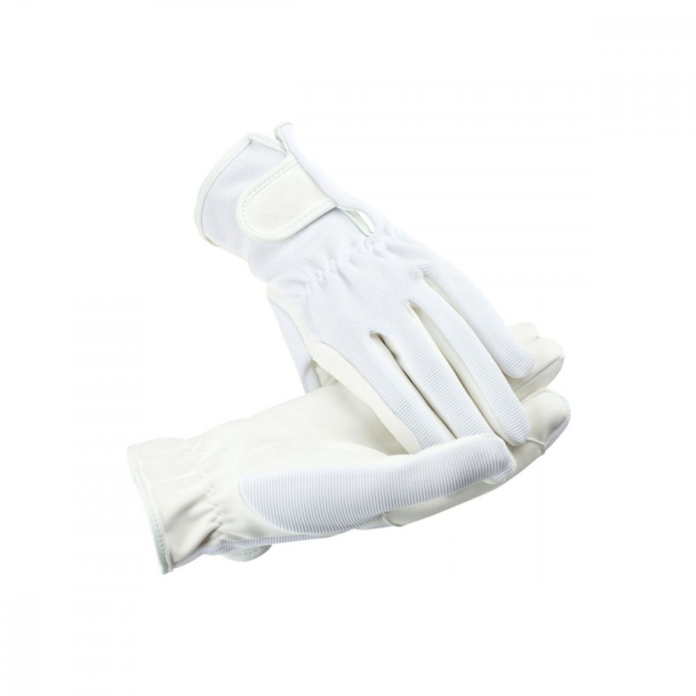 Horze Rukavice Multi Stretch White S S súťaži