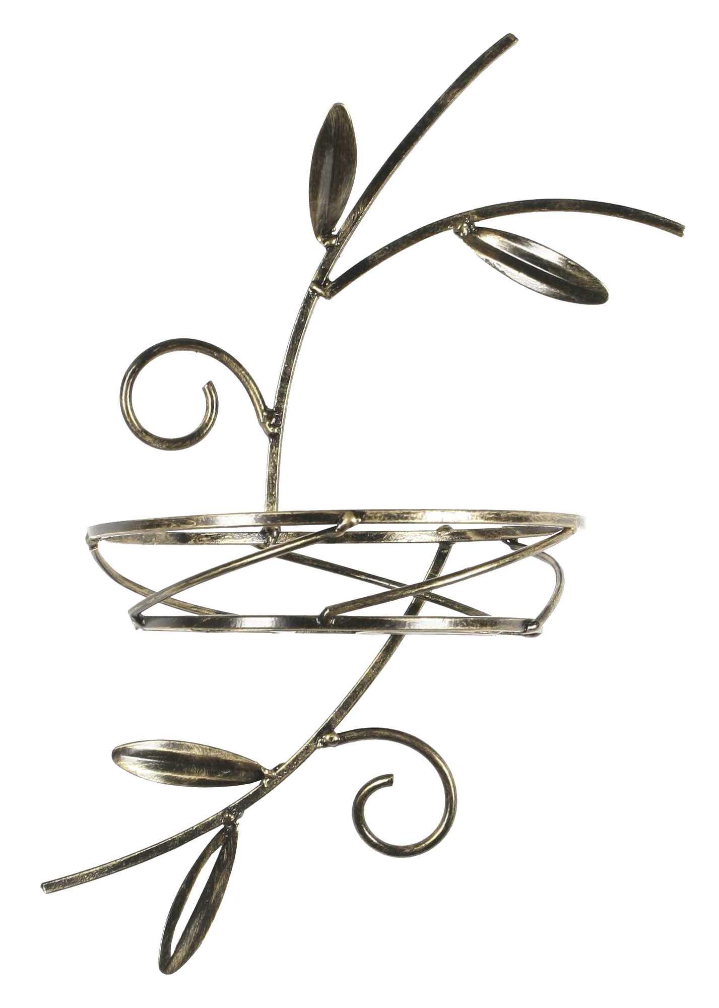 Flowerbed Little Metal Metal Leaf KWS-726 Kami