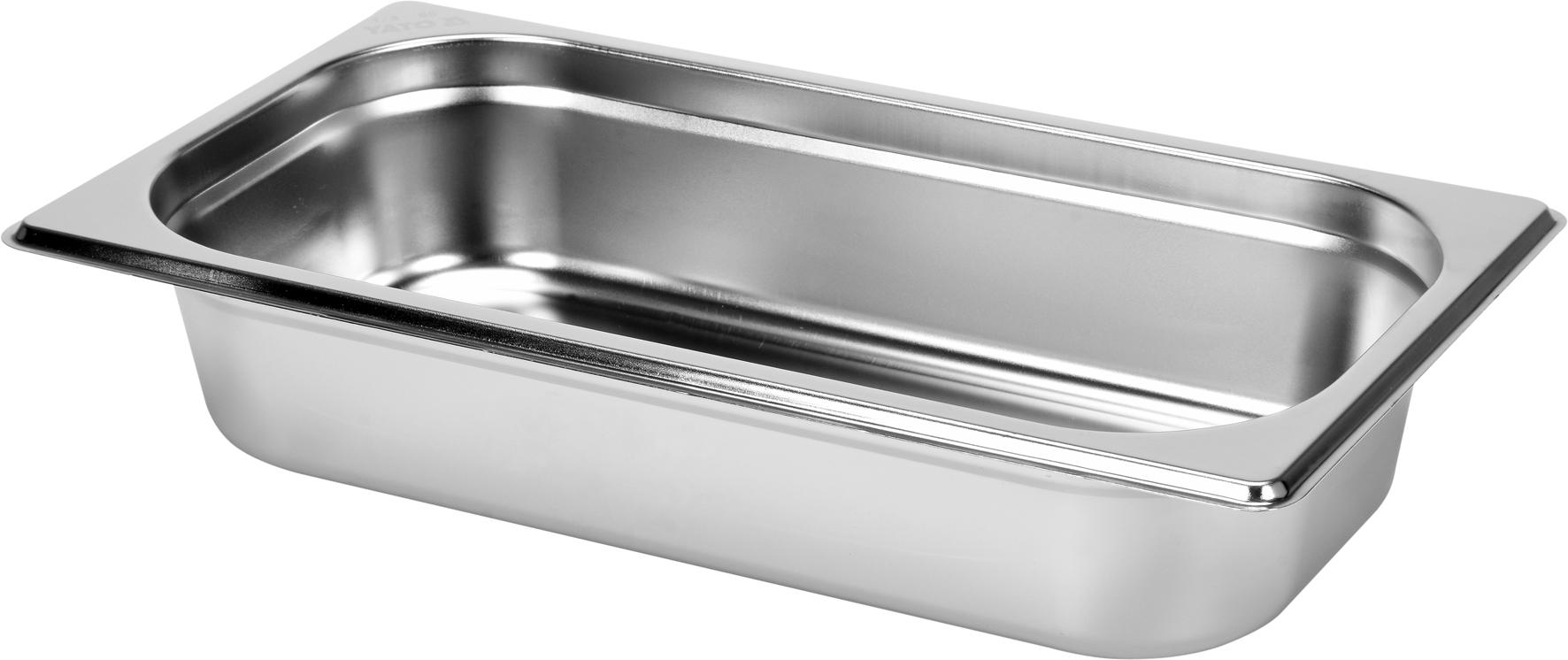 Kontajner na stravovanie YATO GN 1/3 65 mm 2.5L