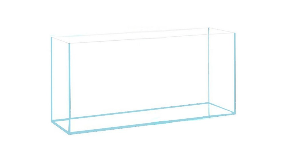 OptiWhite akvárium 150x50x60 vysokej kvality