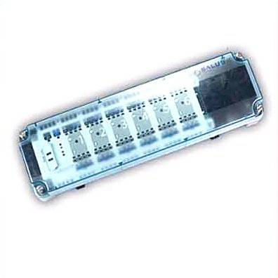 SALUS KL06 230V Listwa centralna podłogówka 0472