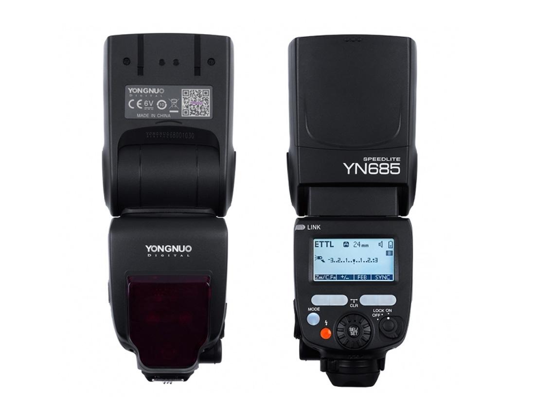 Flash Yongnuo YN-685 Nikon HSS TTL