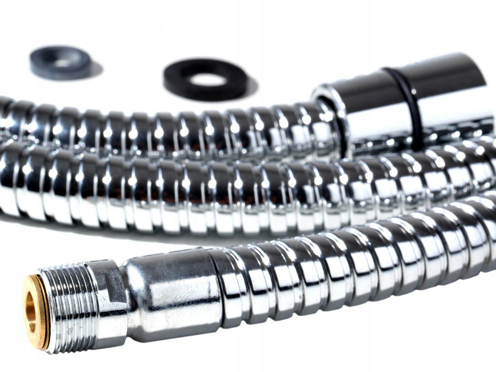 Wąż baterii zlew wyciągana wylewka lub wanna 3 otw