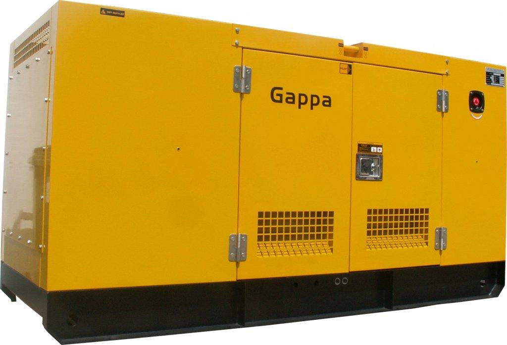 AGREGAT Prądotwórczy Generator 150 kW / 200 KVA