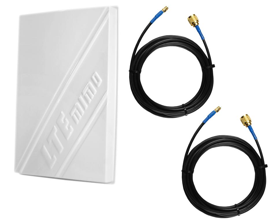 Antena Lte 800-2600mhz B525s,E5186,E5175,ZTE MF286