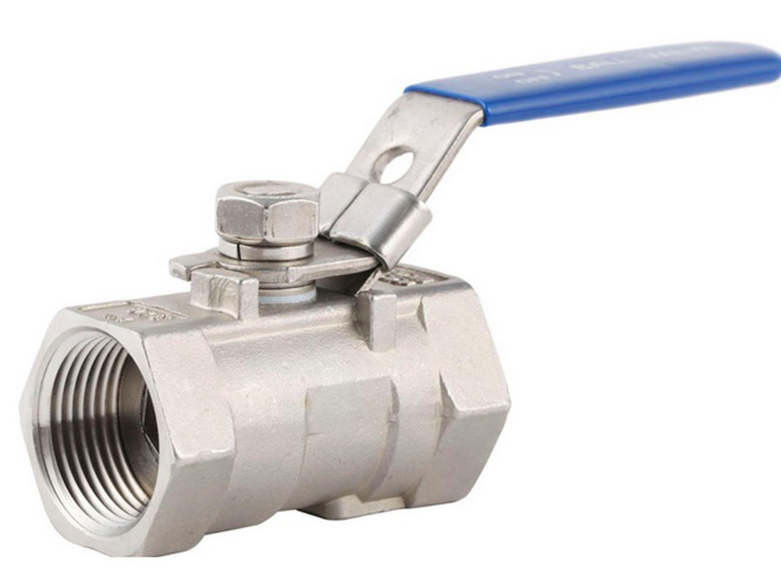 Guľový ventil nehrdzavejúcej kyseliny rezistentná 1-časť 2