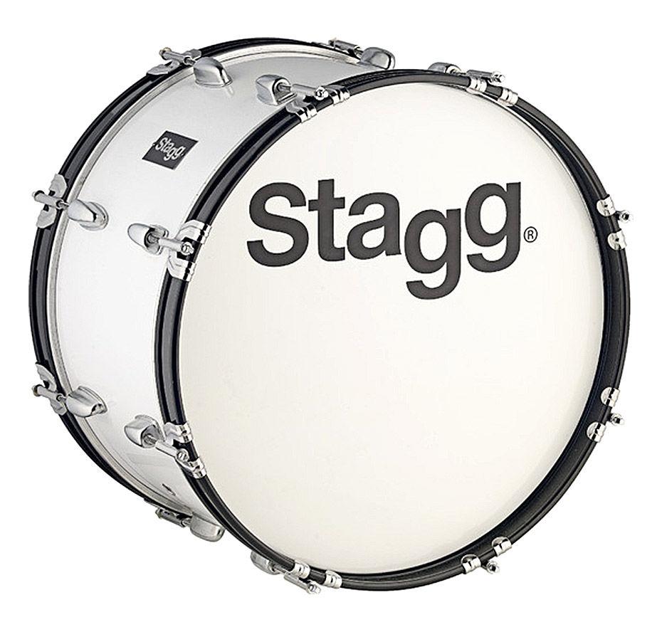 Pochodujúce bubon Stagg MabD-2012 + Pałka + pás