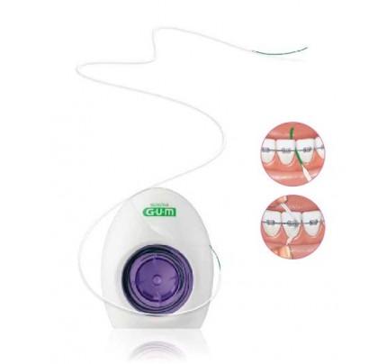 Gum Sunstar Orto Floss 50ks zubný závit