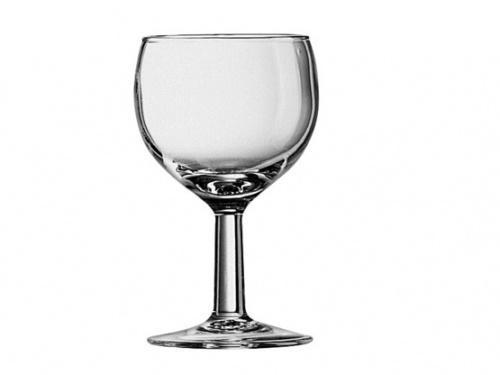 02171 Luminarcové balónové poháre na víno 6 kusov
