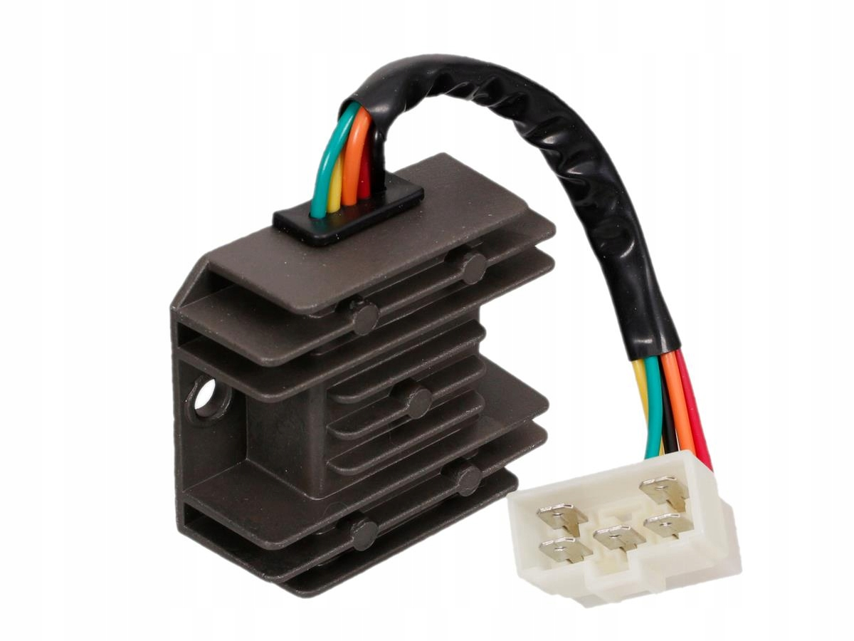 REGULATOR VOLTAGE CN 5 WIRES BROWN LT