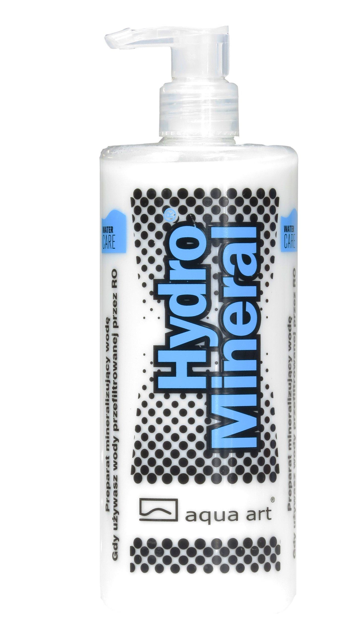HYDRO MINERAL 500 мл КОНДИЦИОНЕРА для ВОДЫ RO AQUA-ART