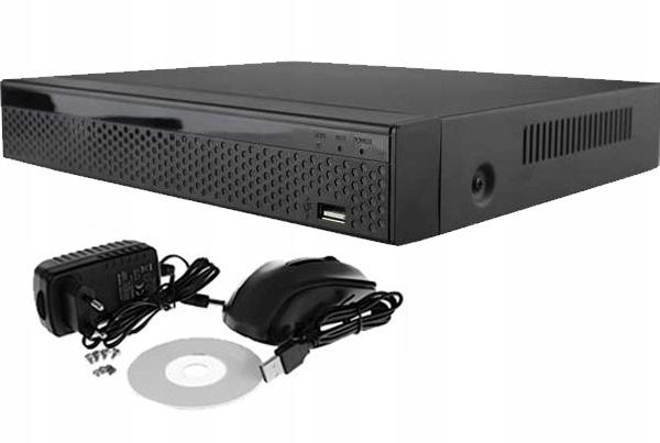 Rejestrator RTX Monitoring IP P2P 16 KAMER LSN9816