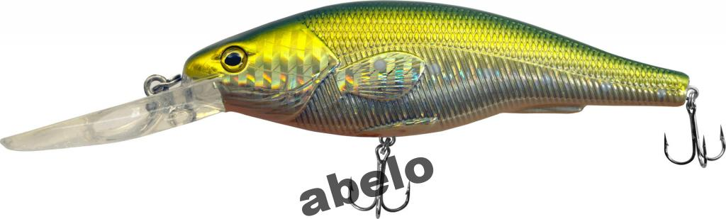 Wobler York 50086 Zander 7,5cm 9G 1.5 - 3,2 m