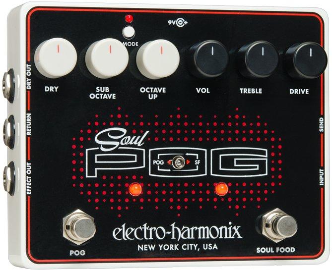 Elektro-Harmonix Soul Pog Promotion!